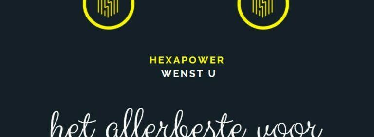 Hexapower Kerst